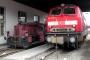 "Jung 13214 - DB AG - FMZ ""323 846-6"" 02.12.2003 - Mainz, BahnbetriebswerkBernd Piplack"