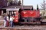"""Jung 13218 - TWE """"Köf 11"""" 26.10.1990 - Bad Iburg, BahnhofRolf Köstner"""