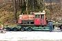 """Jung 13219 - FzS """"323 851-6"""" 17.02.2015 - Horb (Neckar), SVG Eisenbahn-ErlebnisweltMarkus O. Robold"""