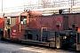 "Jung 13235 - DB ""323 867-2"" 26.03.1980 - Wanne-Eickel, BahnbetriebswerkMartin Welzel"