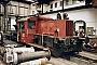"""Jung 13235 - DB AG """"323 867-2"""" 22.07.1995 - Braunschweig, BahnbetriebswerkBart Donker"""