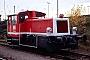 """Jung 13572 - DB """"332 030-6"""" 17.11.1993 - Mannheim, BahnbetriebswerkErnst Lauer"""