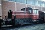"Jung 13573 - DB ""332 031-4"" 11.03.1981 - Bremen, AusbesserungswerkNorbert Lippek"