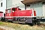 "Jung 13576 - DB AG ""332 034-8"" 01.09.1999 - Mannheim-Rheinhafen, TSRGünther Theis"