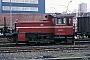 "Jung 13631 - DB ""332 047-0"" 10.02.1988 - EppingenIngmar Weidig"