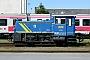 "Jung 13778 - MWB ""V 242"" 23.05.2009 - Bremervörde, BahnbetriebswerkThomas Wohlfarth"