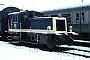 """Jung 13778 - DB """"332 165-0"""" 11.12.1983 - NeckarelzWerner Brutzer"""