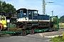 """Jung 13791 - DP """"332 178-3"""" 08.06.2010 - Altenbeken, BahnbetriebswerkLudger Guttwein"""