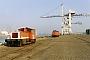 """Jung 13793 - TSO """"CAT 3406"""" 07.02.2005 - Antwerpen, ChurchilldokMichael Vogel"""