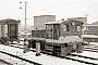 """Jung 13802 - DB """"332 189-0"""" 11.02.1978 - Rheine, Bahnbetriebswerk Rheine PbfLudger Kenning"""