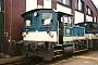 """Jung 14045 - DB """"333 005-7"""" 02.08.1988 - Wuppertal, Bahnbetriebswerk SteinbeckAndreas Kabelitz"""