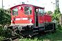 "Jung 14048 - Railion ""333 008-1"" 19.09.2003 - Oberhausen, Bahnbetriebswerk Osterfeld SüdBernd Piplack"