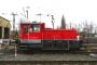 """Jung 14051 - Railion """"335 011-3"""" 28.01.2008 - Düsseldorf-AbstellbahnhofAndreas Steinhoff"""