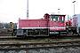 "Jung 14063 - DB Cargo ""335 023-8"" 27.11.2003 - Mannheim, RangierbahnhofWolfgang Mauser"