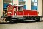 """Jung 14064 - DB AG """"Werklok 1"""" 04.11.2001 - Chemnitz, AusbesserungswerkManfred Uy"""