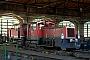 """Jung 14066 - L&W  """"335-001"""" 10.09.2016 - Gera, EisenbahnweltenDieter Berger"""