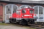"Jung 14079 - Railion ""333 570-0""  02.11.2007 - Nürnberg, Bahnbetriebswerk RangierbahnhofBernd Piplack"