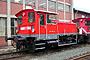 "Jung 14079 - DB Cargo ""333 570-0"" 04.12.2003 - Nürnberg, Bahnbetriebswerk RangierbahnhofBernd Piplack"