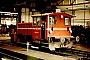 """Jung 14081 - DB """"333 072-7"""" 13.06.1993 - Karlsruhe, BahnbetriebswerkE. von Natzmer"""