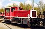 "Jung 14084 - DB Cargo ""335 075-8"" 06.04.2003 - Gremberg, BahnbetriebswerkAndreas Kabelitz"