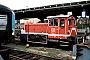"""Jung 14167 - DB Cargo """"335 113-7"""" 22.04.2001 - Bebra, HauptbahnhofRalf Lauer"""