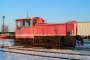 "Jung 14168 - Railion ""335 114-5"" 30.12.2005 - Magdeburg-Rothensee, BetriebshofBernd Piplack"