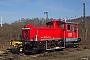 """Jung 14168 - DB Cargo """"98 80 3335 114-5 D-DB"""" 18.02.2018 - Hagen-VorhalleIngmar Weidig"""