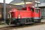 """Jung 14172 - Railion """"335 118-6""""  02.10.2007 - München, Bahnbetriebswerk NordBernd Piplack"""