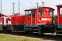 """Jung 14175 - Railion """"335 121-0"""" 08.05.2006 - Hagen-Vorhalle, BetriebshofBernd Piplack"""