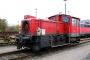 """Jung 14175 - Railion """"335 121-0"""" 28.10.2007 - Hagen-Vorhalle, BetriebshofPeter Gerber"""