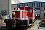 """Jung 14177 - DB AG """"335 123-6"""" 12.07.1997 - Stuttgart, BetriebshofStefan Motz"""