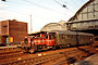 "Jung 14180 - DB ""333 126-1"" 18.05.1984 - Bremen, HauptbahnhofMartin Kursawe"
