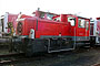 """Jung 14181 - DB Cargo """"335 127-7"""" 16.02.2003 - Mannheim, BahnbetriebswerkWolfgang Mauser"""