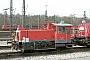 """Jung 14190 - DB Cargo """"335 136-8"""" 03.04.2016 - Seevetal-Maschen, RangierbahnhofAndreas Kriegisch"""