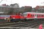 "Jung 14192 - Railion ""335 138-4"" 03.04.2006 - Kiel, VorbahnhofBernd Piplack"