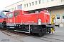 """Jung 14195 - DB Cargo """"98 80 3335 141-8 D-DB"""" 17.09.2016 - Cottbus, DB FahrzeuginstandhaltungMartin Neumann"""