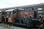 "Jung 5474 - DB ""322 103-3"" 08.10.1980 - Bremen, AusbesserungswerkNorbert Lippek"