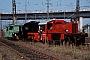 """Jung 5483 - MEH """"322 128-0"""" 05.10.1997 - Hanau, BahnbetriebswerkErnst Lauer"""