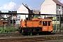 "Jung 5668 - DR ""199 011-8"" __.08.1992 - Nordhausen, Bahnhof NordJohn Henry Deterding"