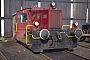 """Jung 5682 - DGEG """"Köf 4737"""" 31.10.1993 - Bochum-Dahlhausen, EisenbahnmuseumGunnar Meisner"""