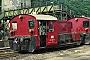"Jung 7848 - DB ""323 461-4"" 26.07.1975 - Wiesbaden, BahnbetriebswerkJörg Theinert"