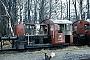 "Krauss-Maffei 15397 - DB ""323 466-3"" 11.03.1981 - Bremen, AusbesserungswerkNorbert Lippek"