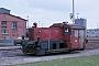 "Krauss-Maffei 15411 - DB ""324 024-9"" 11.04.1980 - Flensburg, BahnbetriebswerkKarsten Wirtulla"