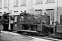 "Krauss-Maffei 15459 - DB ""323 905-0"" 01.02.1976 - Mannheim, BahnbetriebswerkKarl-Heinz Sprich (Archiv ILA Barths)"