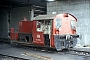 "Krauss-Maffei 15561 - DB ""322 632-1"" 10.06.1980 - Frankfurt (Main), Bahnbetriebswerk 2Martin Welzel"