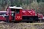"""Krupp 1347 - Eifelbahn """"Köf 4572"""" 19.01.2008 - Gerolstein, BahnbetriebswerkMalte Werning"""