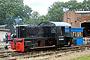 """Krupp 1379 - ECA """"Kö 4604"""" 04.07.2004 - Aschersleben, BahnbetriebswerkJan Weiland"""