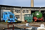 "LEW 11356 - DB Museum ""ASF 4"" 15.07.2012 - Halle (Saale), Bahnbetriebswerk PAndreas Fiedler (Archiv Manfred Uy)"