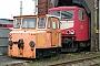 """LEW 11357 - DB AG """"ASF 5"""" 24.11.2002 - Seddin, BetriebshofRalph Mildner"""