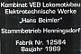 """LEW 12564 - TEV """"ASF 32"""" 27.05.2017 - WeimarThomas Wohlfarth"""